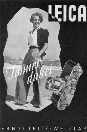 Leica reklame
