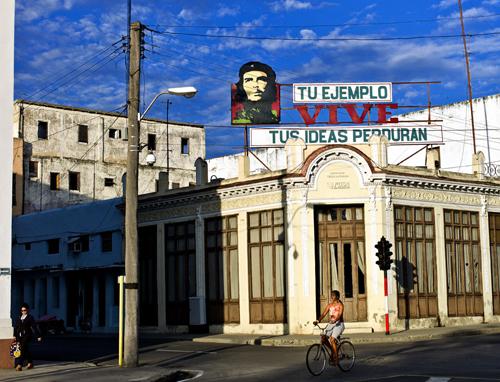 Che lever i Cienfuegos.