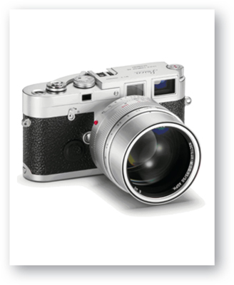 "Leica M3-P ""20 Years Leica Shop Vienna"" Special Edition"