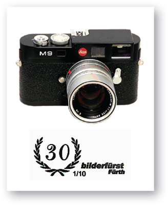 """Leica M9 """"Bilderfürst"""" Special Edition"""