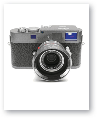 Leica M9 Hammertone Finish Special Edition