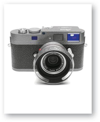 Leica M9 Hammertone Finish Special Edition