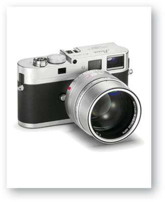 "Leica M9-P ""20 Years Leica Shop Vienna"" Special Edition"
