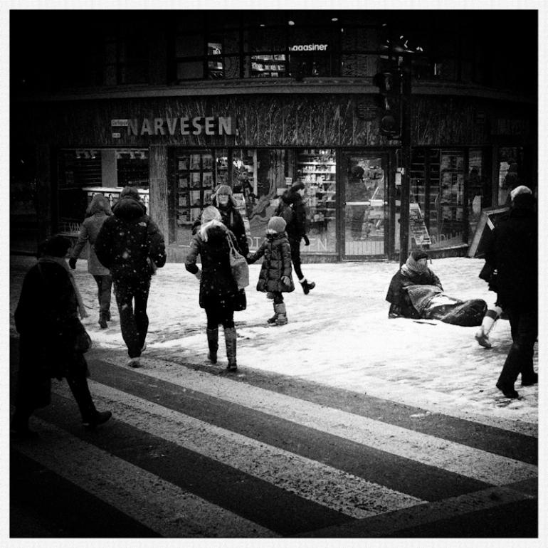 Dag 53 av 365 - streets of Oslo-serien Trondt Lindholm