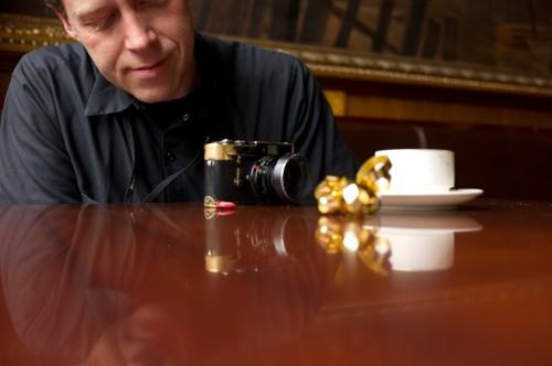 Paal Audestad Leica M4