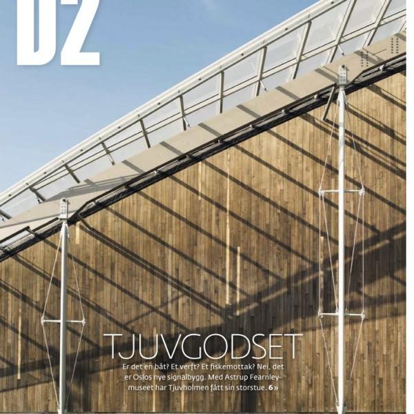 D2 cover Astrup Fearnley, foto Damian Heinisch