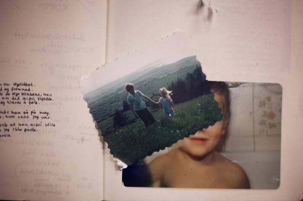 """""""I'll See You Later I Guess"""" av Benedikte Olsen"""