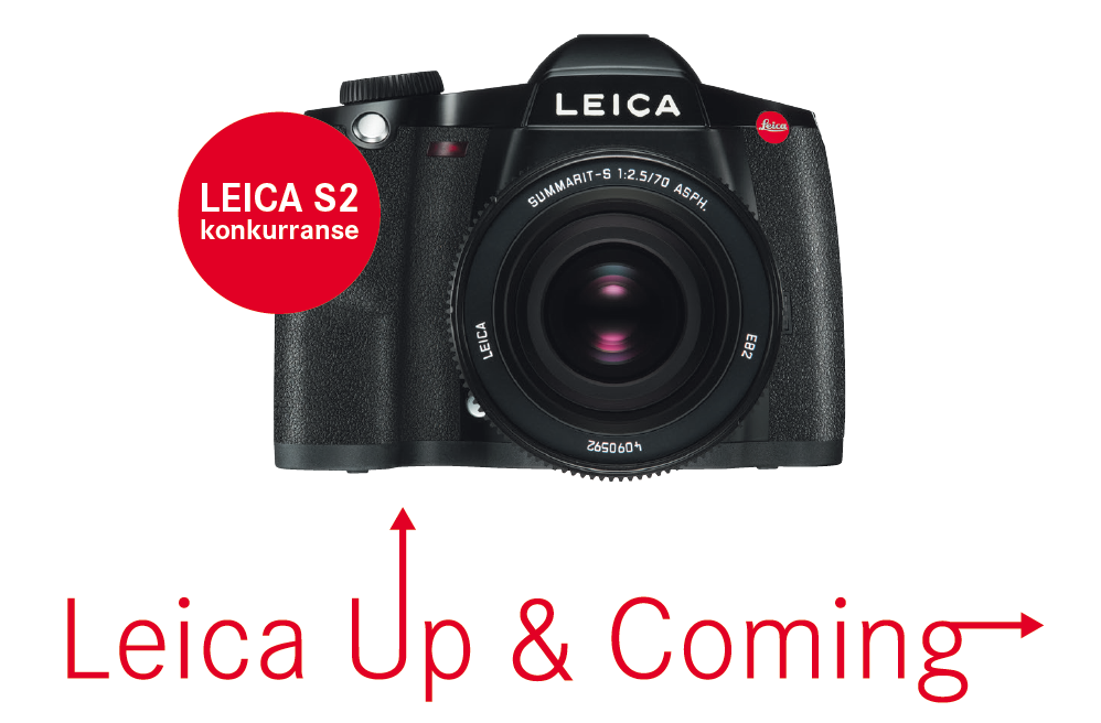 Leica Up & Coming