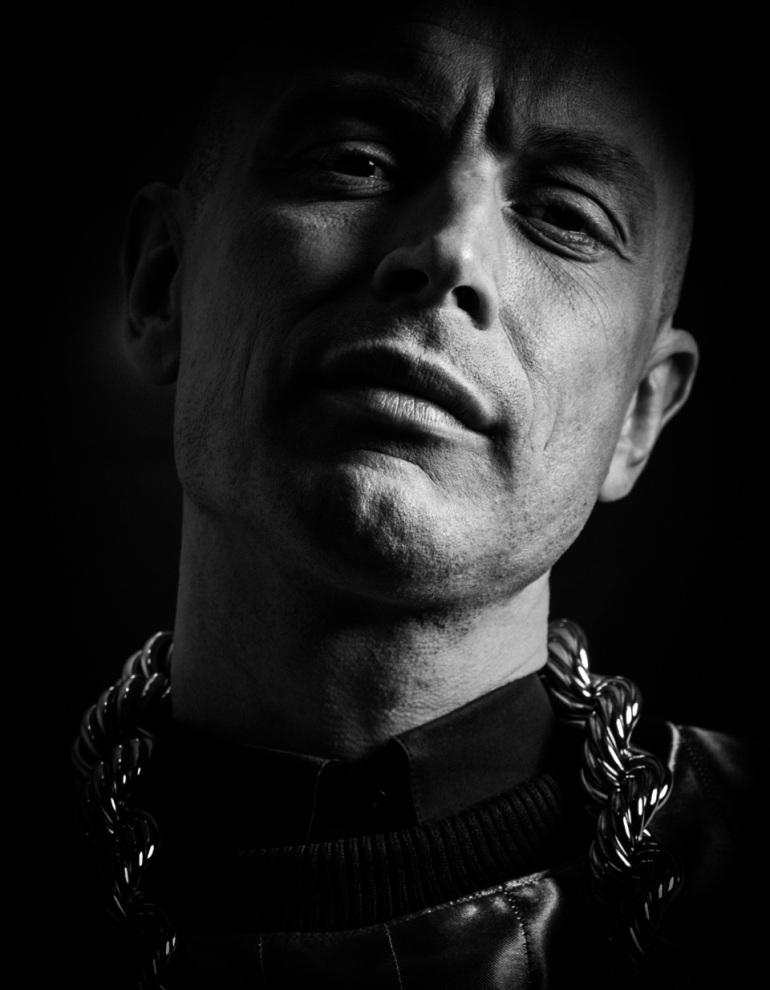 © Bjørn Opsahl - Den svenske rap-legenden Petter.