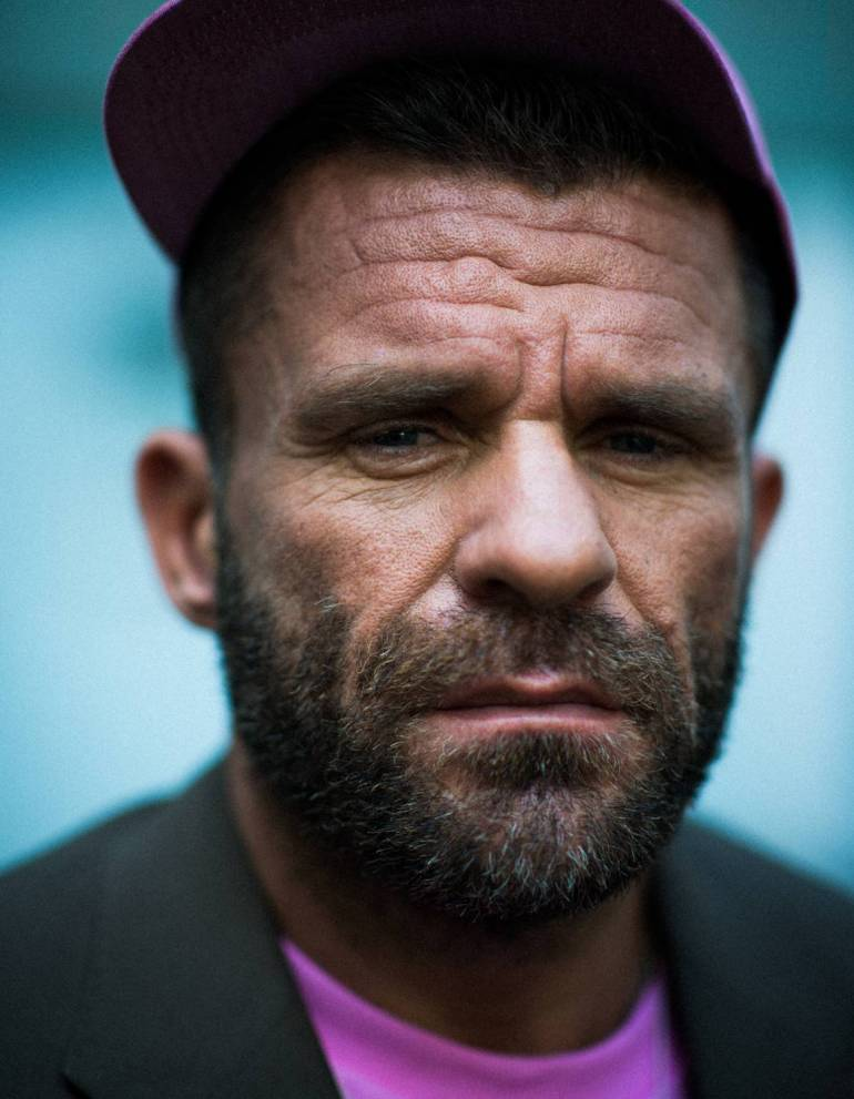 Bjarne Melgaard på BBC
