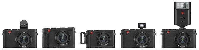 Leica X Vario tilbehør