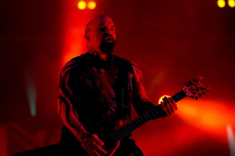 Kerry King, gitarist i Slayer.