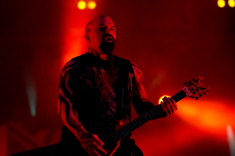 Kerry King, gitarist i Slayer.