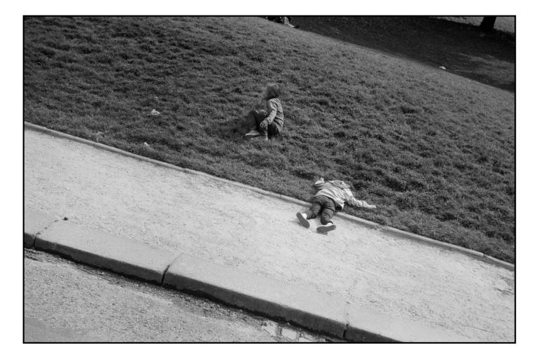 Dan Skjæveland - Paris Parks