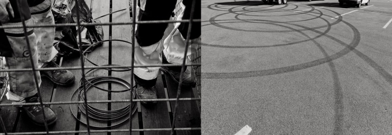 v) Metallband. Leica MM, Summicron-M 50mm 2.0 h) Smultringar. Leica M9, Elmarit-M 24mm 2.8 ASPH