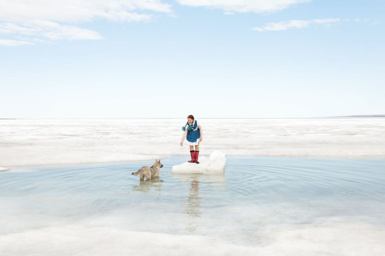 Foto: Evgenia Arbugaeva, vinner av Leica Oskar Barnack Award 2013.