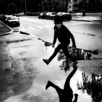 36 bilder - én sjanse, av Paal Audestad