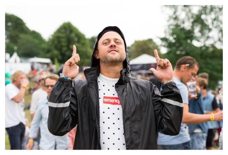 Øya 2014 - Erik Five Gunnerud