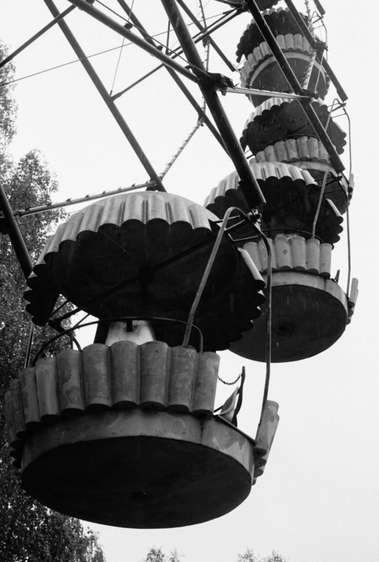 Fornøyelsesparken ble aldri tatt i bruk, den skulle åpnes 1. mai 1986.