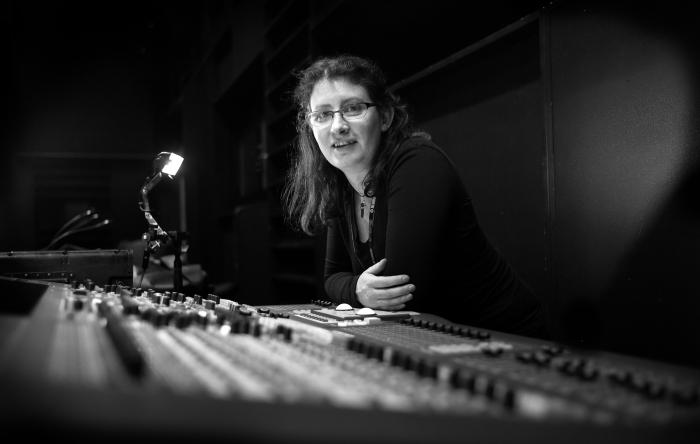 Jemina Cox, Australia. Lydtekniker