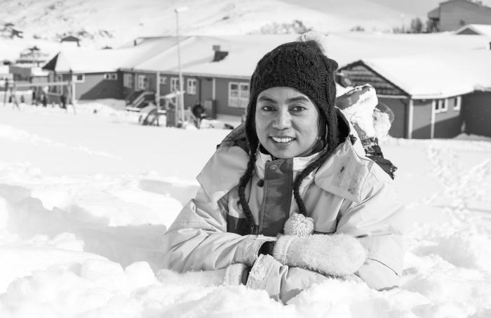 Wendy Hansen, Filippinene. Barnehageassistent