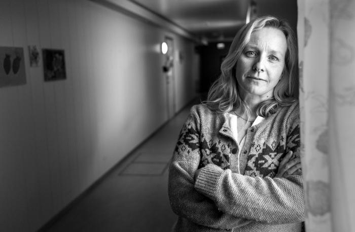 Nina Hansen, Finland. Assistent, omsorgsbolig