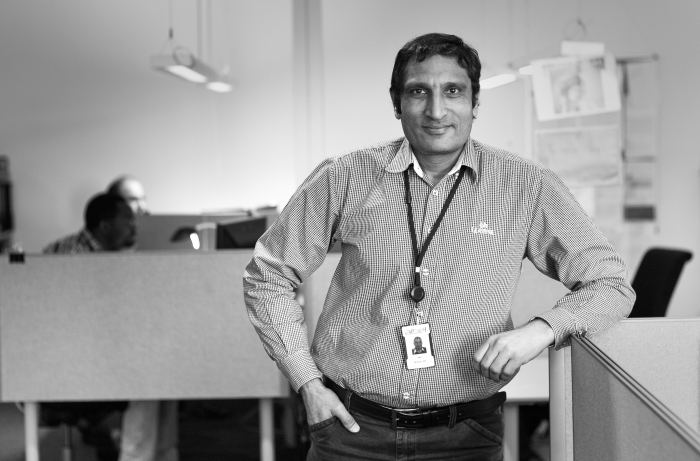 Nishan Ali Naz, Pakistan, safety engineer, Aibel